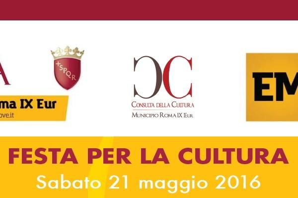 2016.05.21 CdC Festa per la Cultura 2016 - Locandina WEB